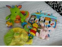 1 bundle of baby toys