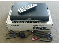 Sky+ HD 500gb box