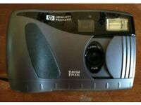 HP 1 MegaPixel PhotoSmart Digital Camera
