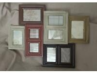 """Next"" Metal Picture Frames"