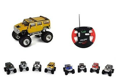 "Monstertruck ""Mini Hummer"" M 1:64 / LED-Licht inkl Akku NEU"