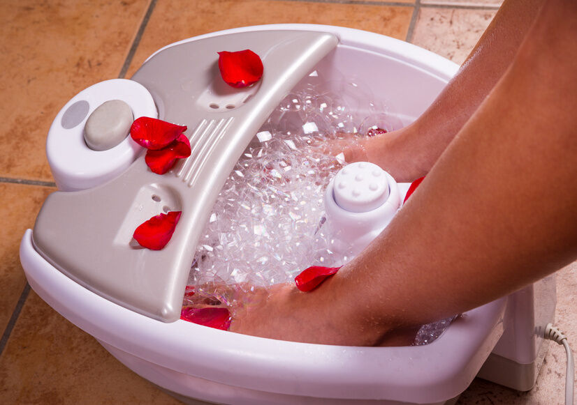 pedicure foot spa machine