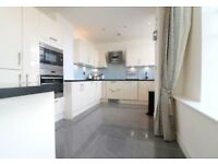 Modern 3 double sizes bed apartment in Brentford, TW8
