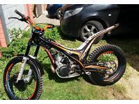 Trials Bike Scorpa 300 Factory Ltd Edition