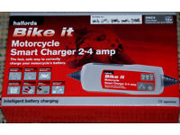 Motorbike Battery Charger - New in Box