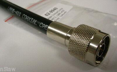 Rfc Model 62 9940 Crimp Crimp Type N Male For Belden 8214 9913 Rfc 400 Lmr 400