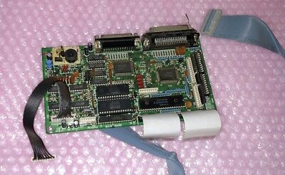 Roland 75834090 Main Board For Roland Dxy-1300 Large Flatbed Pen Plotter.