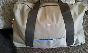 PAUL-SMITH-Duffle-Weekend-Travel-Overnight-Holdall-Sport-GYM-Bag-Brand-New