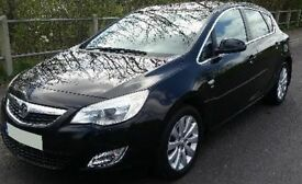 Vauxhall astra 2011 low mileage like brand new