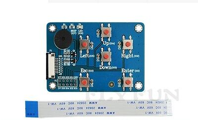 1x Expansion Board For Nextion Enhanced Hmi Intelligent Lcd Display Io Extended