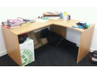 Corner Computer Desk.. QUICK SALE!