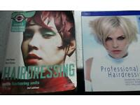 2 FREE HAIRDRESSING BOOKS