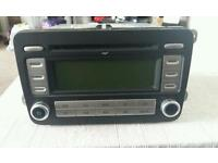 VW Volkswagen Car stereo, MP3 6 Disc CD player changer, Car Stereo, Head Unit