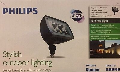 Philips Stonco Lytepro 40w Small Floodlight Led Fixture