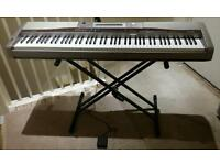 Casio Privia Digital Piano with 88 Weighted Keys