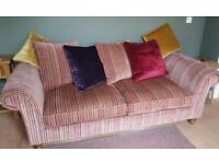 Three seater sofa from SCS like New just 12 Months old