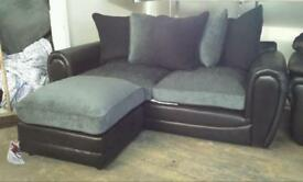 New gatsbury 3 seater sofa plus footstool only 199
