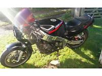1988 Yamaha fzr1000 project bike good base for resto or streetfighter
