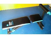 Mens health adjustable weights bench