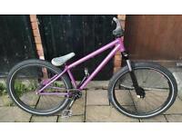 Specialized p1 dj/street/park mountain bike
