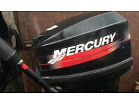 Boat Outboard Mercury 25hp