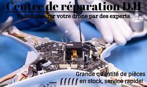 DJI Phantom mavic reparation drone repair PH1, PH2, PH3, PH4 Mavic etc