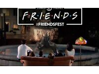 friendsfest x2 tickets