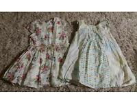 Girl's Clothes Bundle Aged 2-3