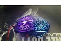 Gaming mouse 6 buttons light changes new Boxed