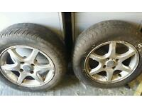 Citroen wheels