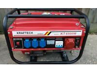 Kraftech KT 6500w Profesional Generator
