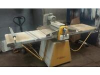 Bakery equipment. Rondo A frame dough brake.