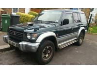Mitsubishi Pajero 2.8 TDi intercooler Turbo