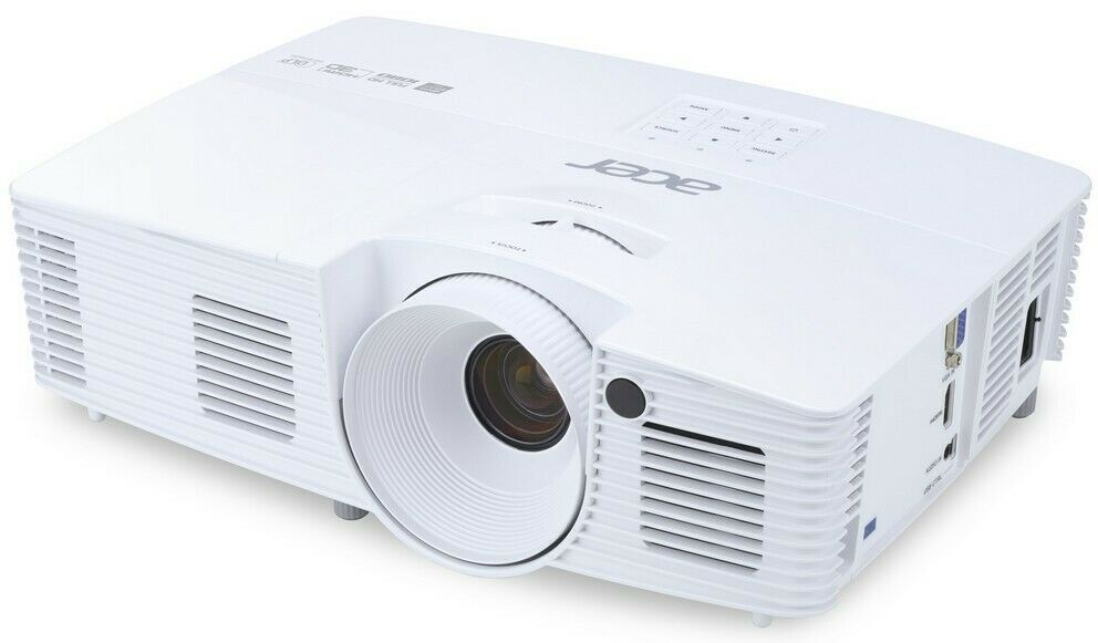 High End FULL HD Acer H6517ABD 3.400 AnsiLumen Beamer 20.000:1 Kontrast, HDMI
