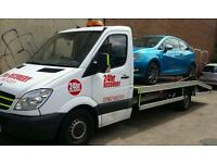 247 ACCIDENT SALVAGE NON RUNNER RECOVERY SERVICE COMPETITIVE PRICES HBC COPART ETC