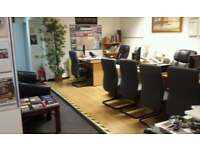 Office Share and Business Opportunity available in Luton Town Centre.