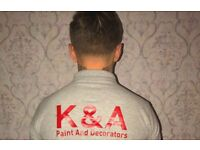 K & A Paint and decorating