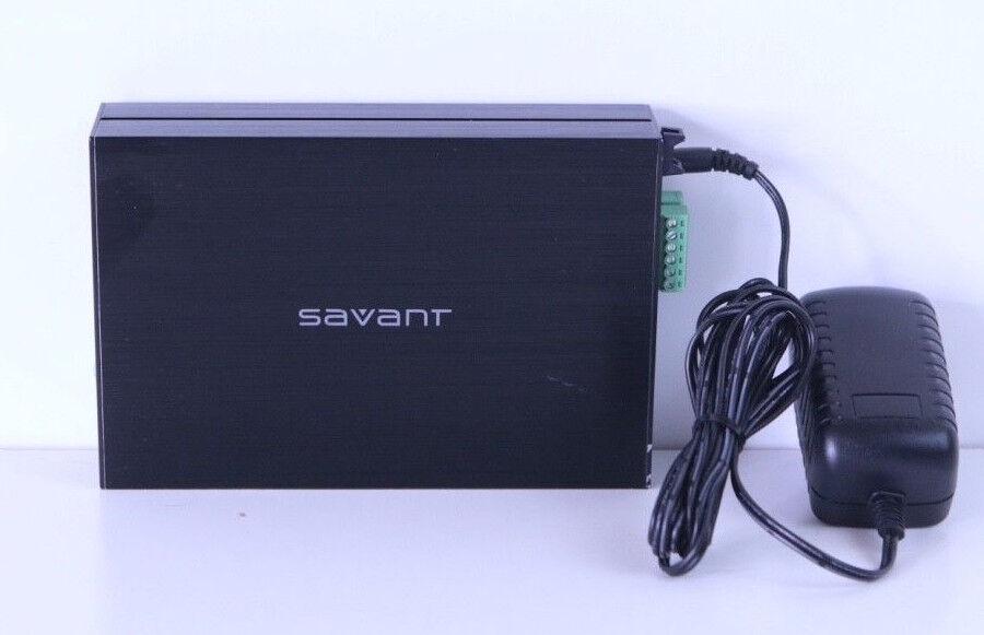 Savant Smart Control 8 SSC-0008 SmartControl