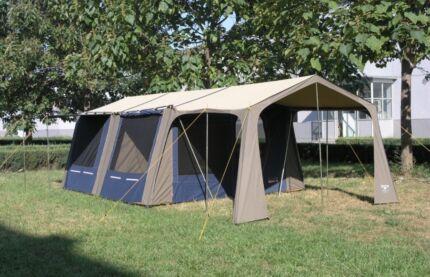 Family Tent Canvas 2 Room Diamantina ... & canvas tent in Plantagenet Area WA | Camping u0026 Hiking | Gumtree ...