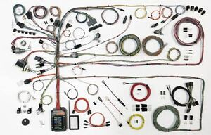 ford f 1957 60 ford truck classic wiring harness update kit 510651