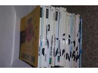27 mr men/little miss books