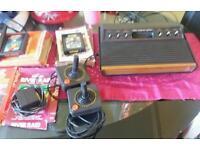 Atari woody with games