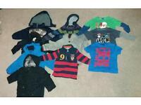 12-18 month boys clothing bundle