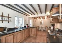 Detached unfurnished 4 bedroom period cottage to rent in South Oxfordshire village. No agents fees