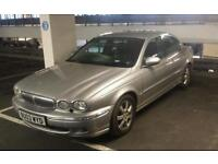 2003 jaguar x type diesel. Long mot & tax xenon lights sat nav leather
