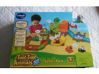 Toot Toot Safari Park. Brand new. Never opened