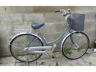Ladies Dutch town bike bicycle