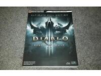 Diablo Ultimate Evil Strategy Guide/walkthrough ps3/ps4