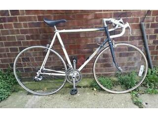 Raleigh equipe road racer touring bike bicycle
