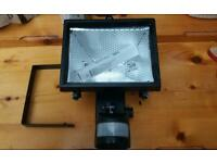 New outdoor sensor security flood light
